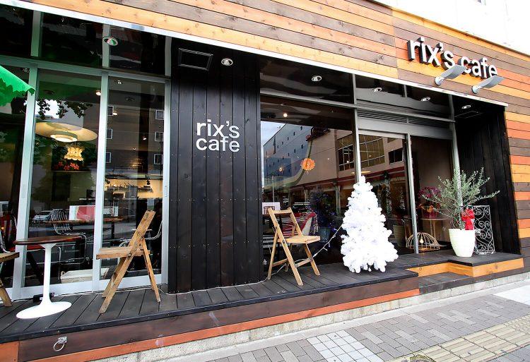 rix's cafe 画像1