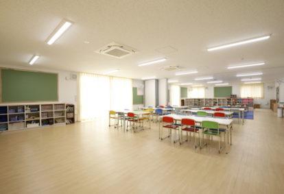 千葉県浦安市高洲北小学校児童クラブ分所