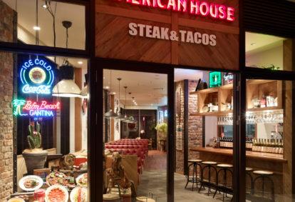 AMERICAN HOUSE STEAK&TACOS