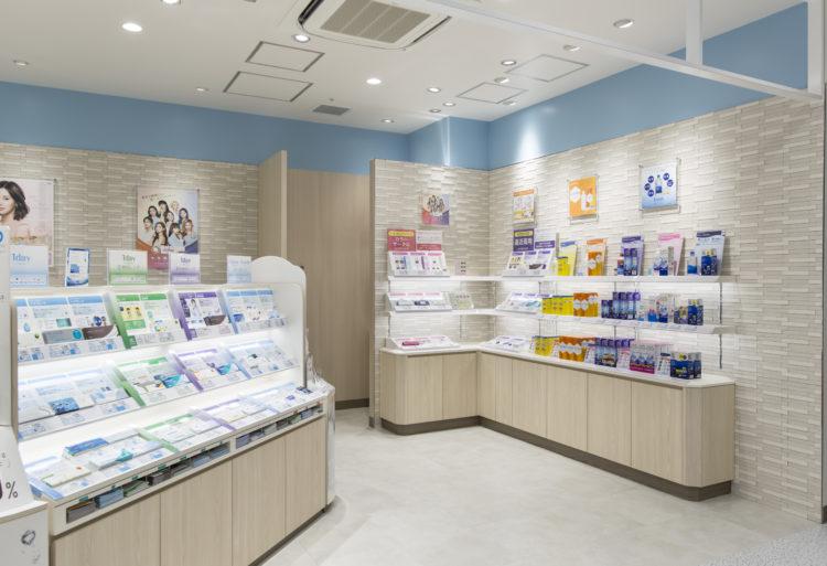 コンタクトのアイシティ 東京ソラマチ店