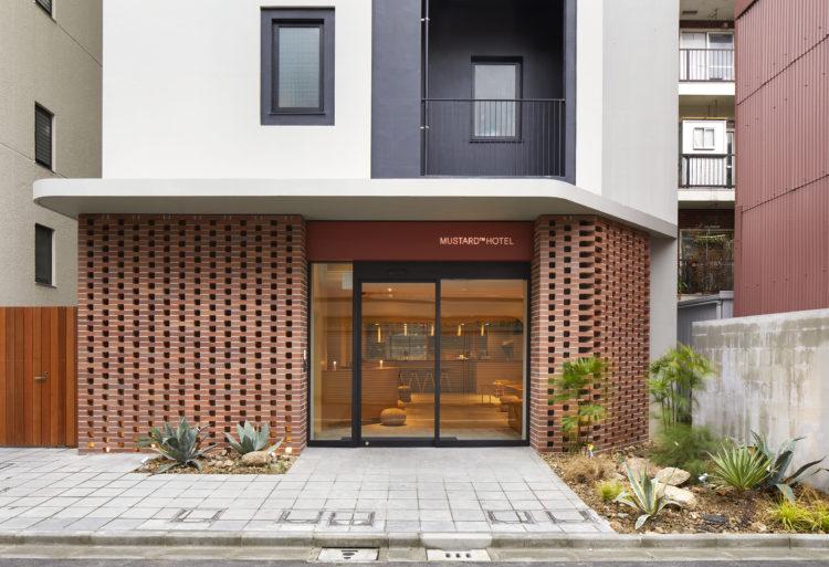 マスタードホテル浅草2