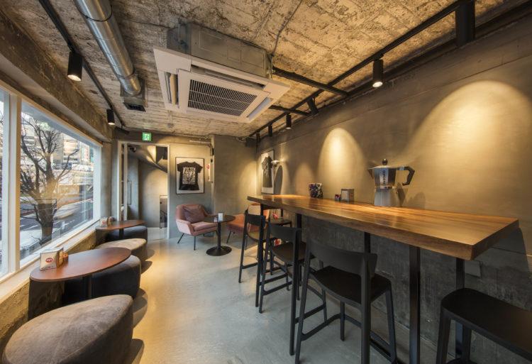 CAFFE PASCUCCI Kitaaoyama