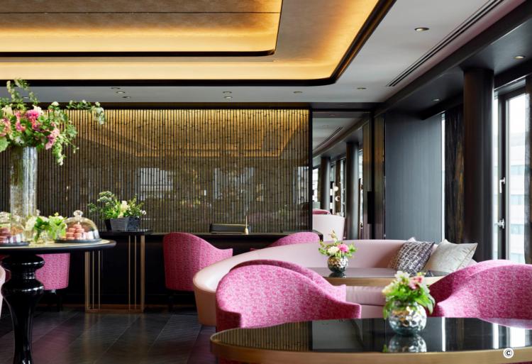FAUCHON L'HOTEL 京都 10F カフェ・レストラン